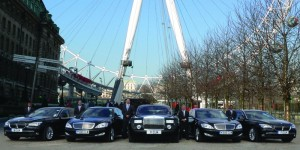 Claremont Executive Cars  wins Stars of the Month Award for 'Best Fleet'